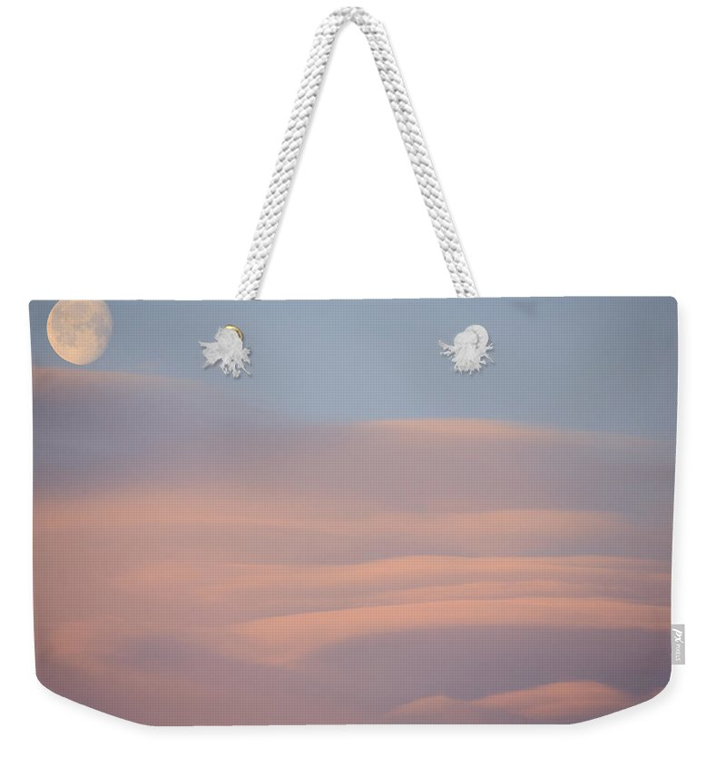 Lenticular Weekender Tote Bag featuring the photograph Artistic Nature 2 by Ian Middleton