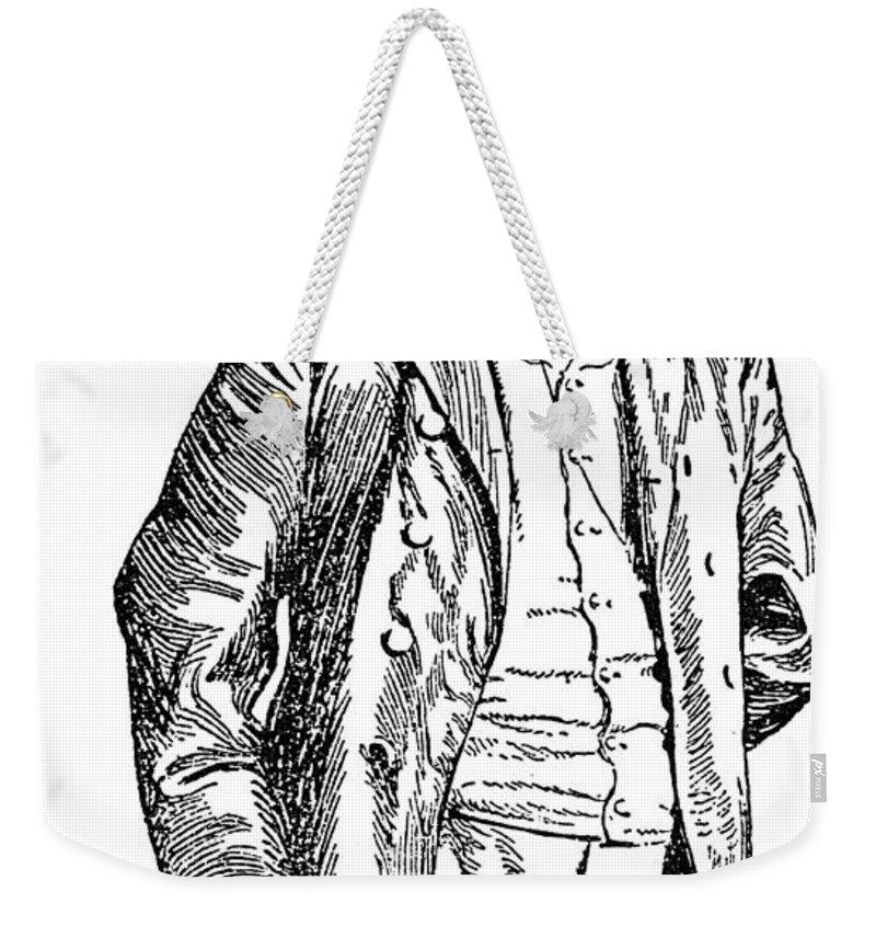 Thomas Jefferys Weekender Tote Bags
