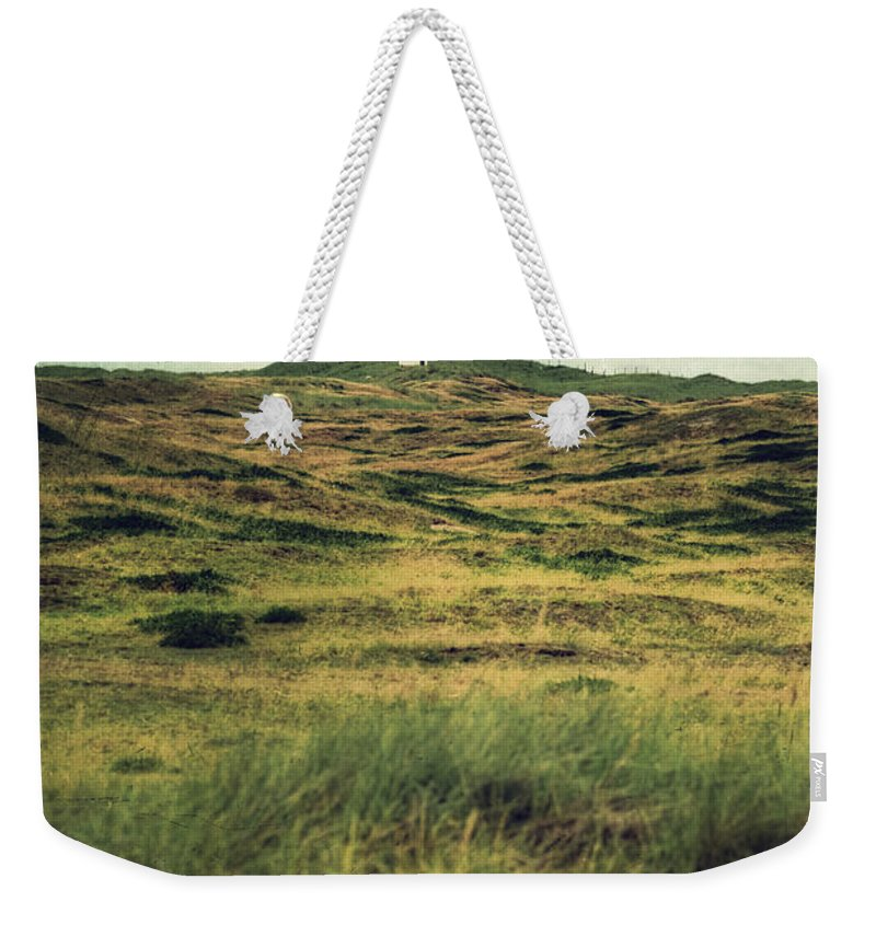 Lighthouse Weekender Tote Bag featuring the photograph Lighthouse by Joana Kruse