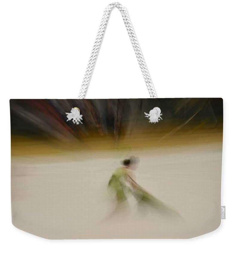 Dance Weekender Tote Bag featuring the photograph Dance by Randy J Heath
