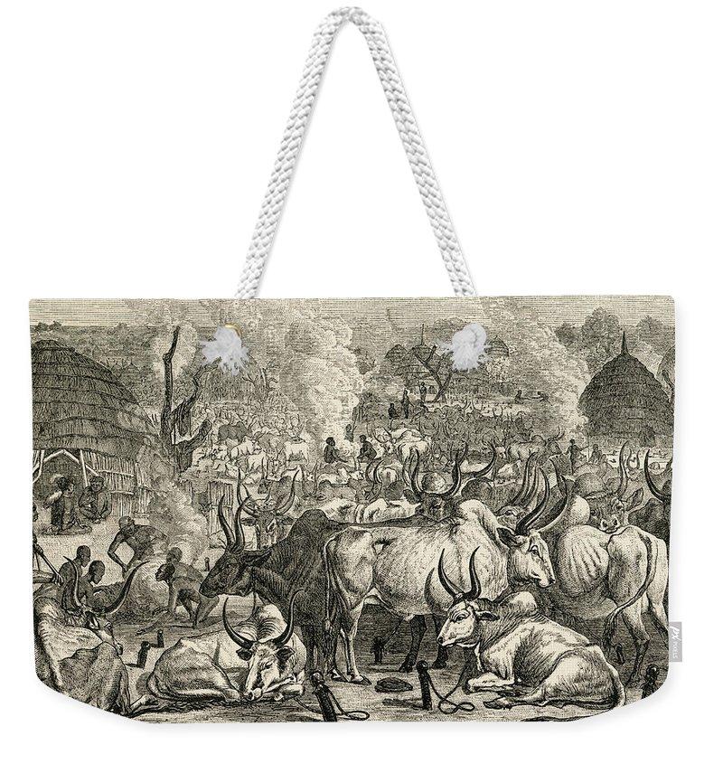Dinka Weekender Tote Bags