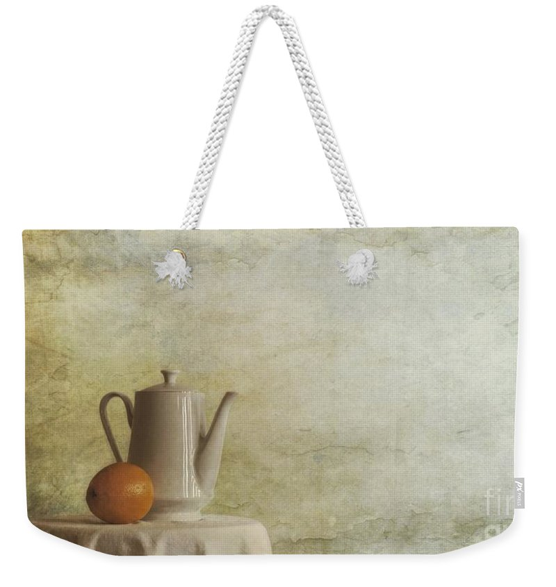 Simple Life Weekender Tote Bags