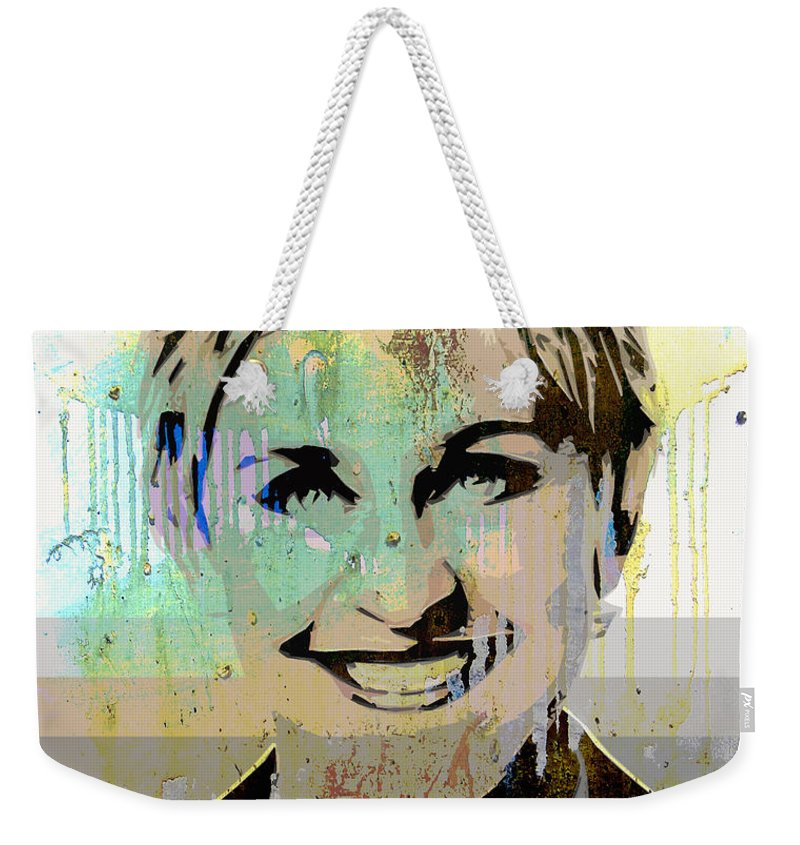 27 Photographs Photographs Weekender Tote Bag featuring the photograph Anyway by The Artist Project