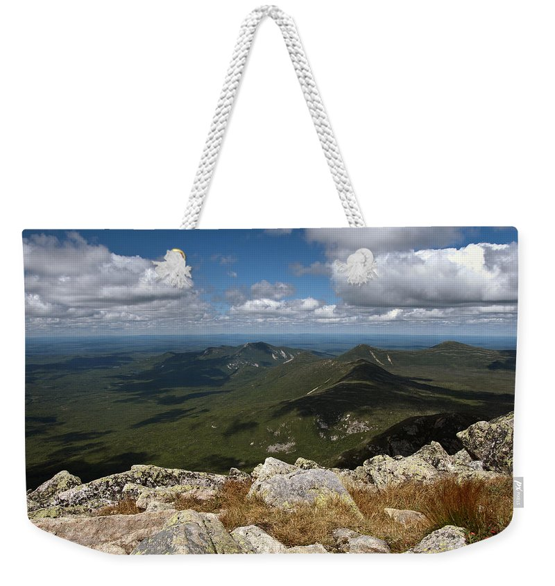 At Weekender Tote Bag featuring the photograph Appalachian Trail View by Glenn Gordon