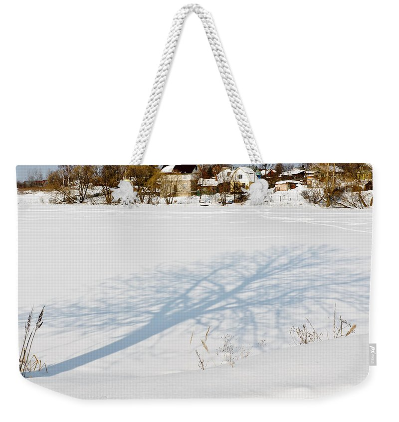 Background Weekender Tote Bag featuring the photograph Bad Is The Soldier Who Does Not Dream Of Becoming A General by Michael Goyberg