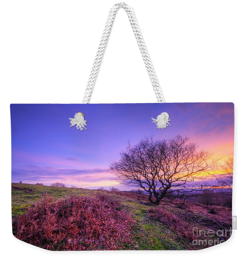Art Weekender Tote Bag featuring the photograph Beacon Hill Sunrise 1.0 by Yhun Suarez