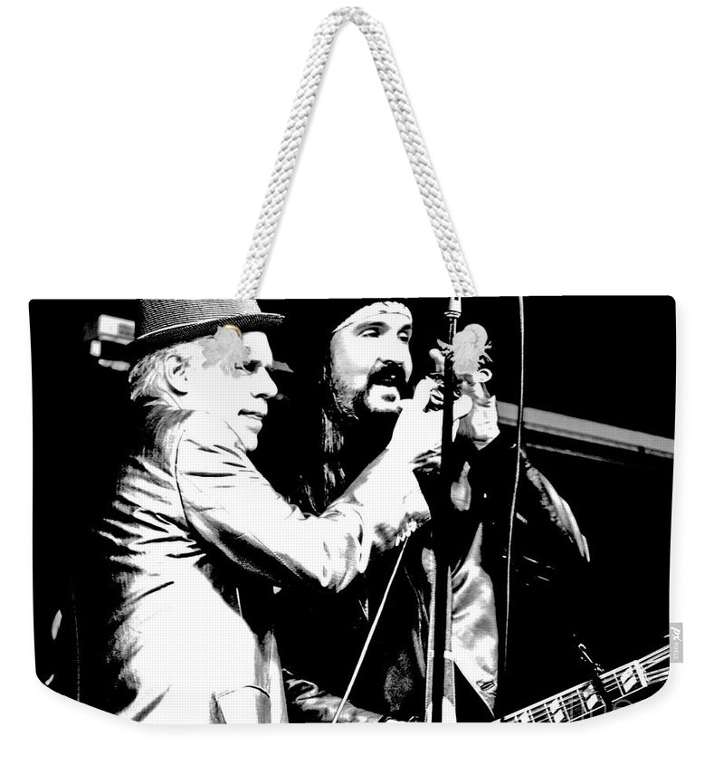 Big Sugar Weekender Tote Bag featuring the photograph Big Sugar 2 by Traci Cottingham