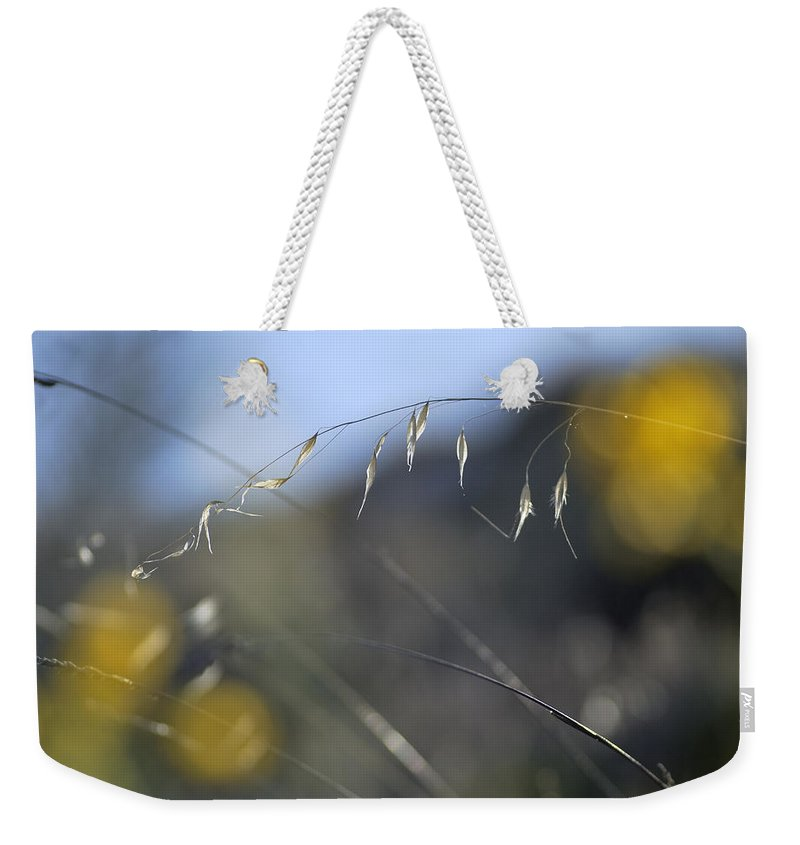 Flora Weekender Tote Bag featuring the photograph Brillante by Guido Montanes Castillo