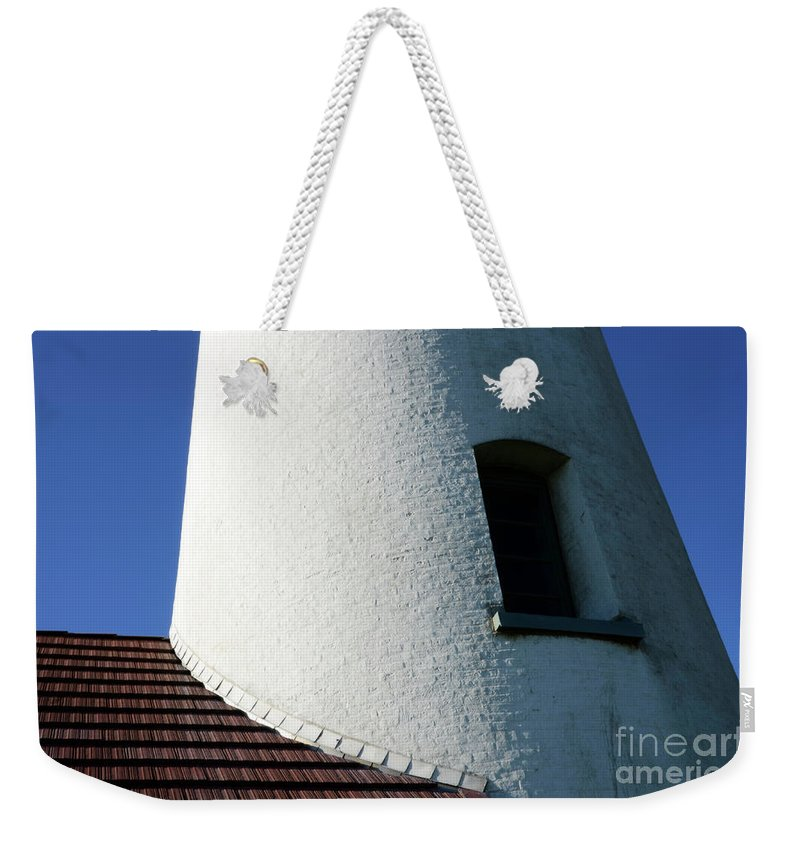 Pacific Ocean Weekender Tote Bag featuring the photograph Cape Blanco Detail by Bob Christopher