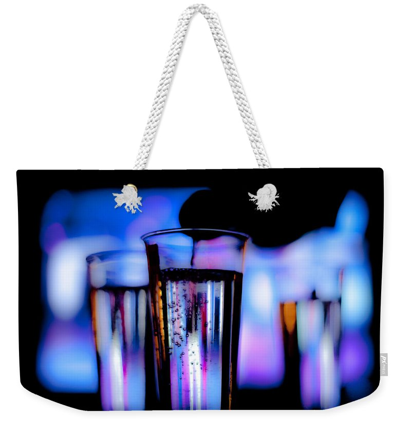 Canon Weekender Tote Bag featuring the photograph Champagne by Hakon Soreide