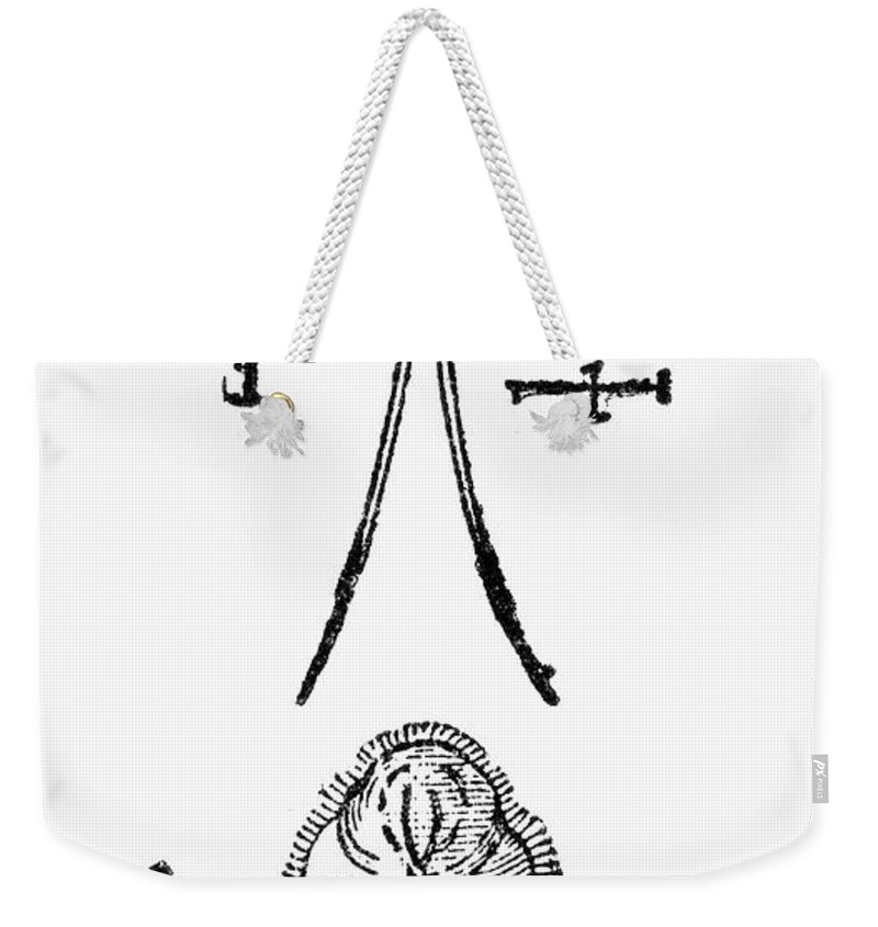 Biology Weekender Tote Bag featuring the photograph Cochineal Insect by Granger