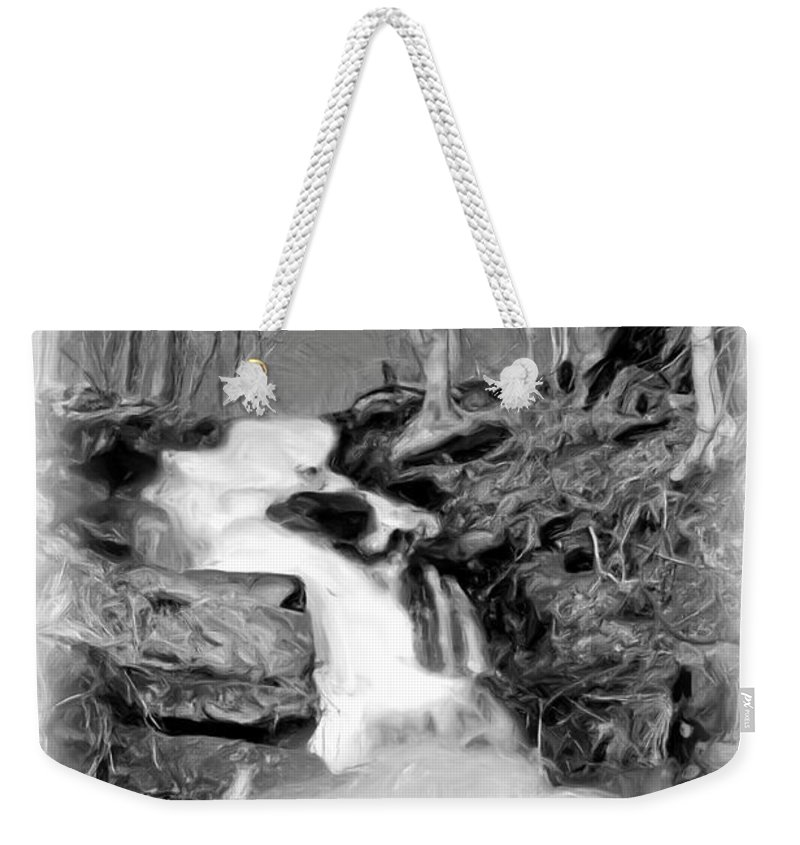 Water Weekender Tote Bag featuring the photograph Coming Home by Cj Mainor