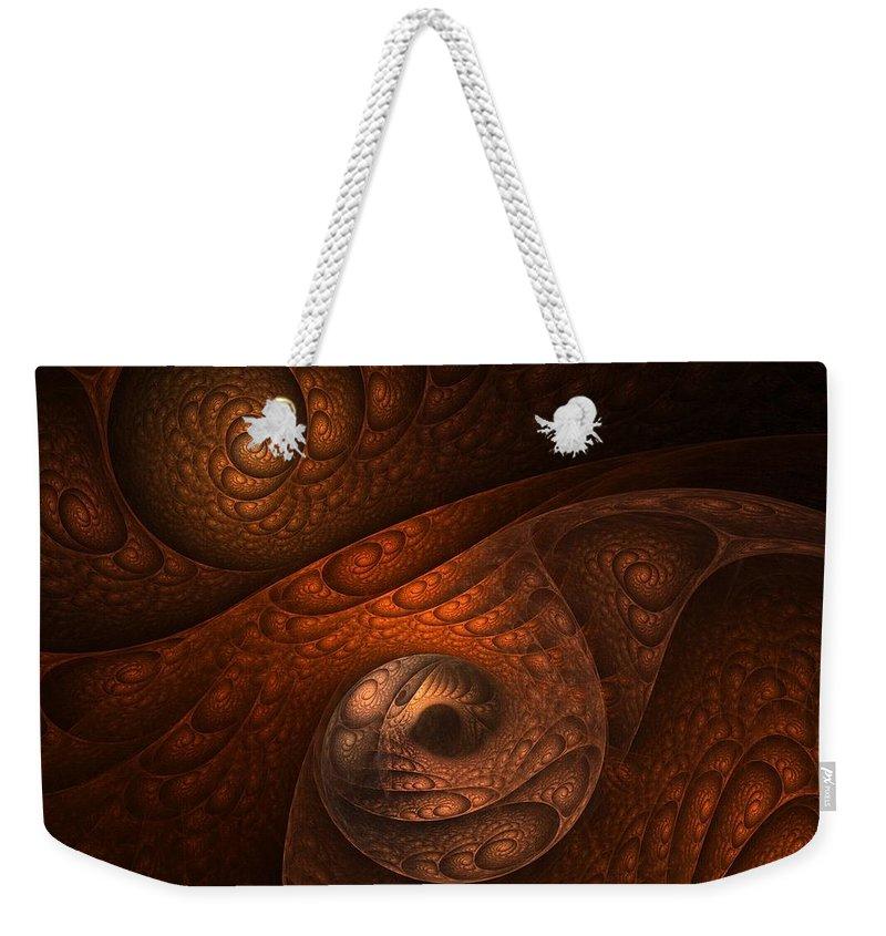 Minotaur Weekender Tote Bags