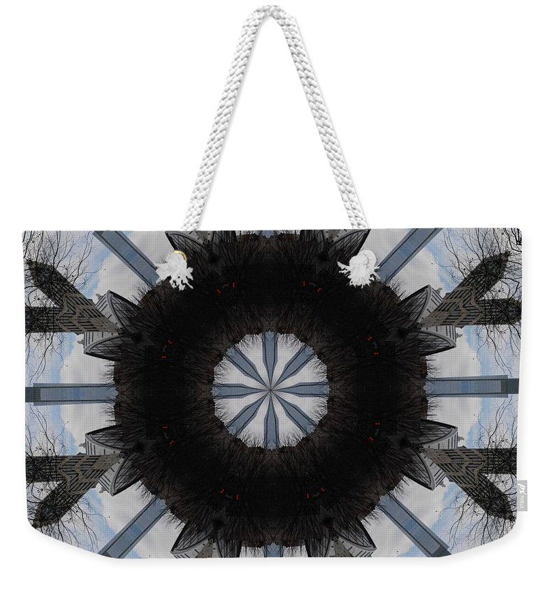Tree Weekender Tote Bag featuring the photograph Dream Catcher by Trish Tritz