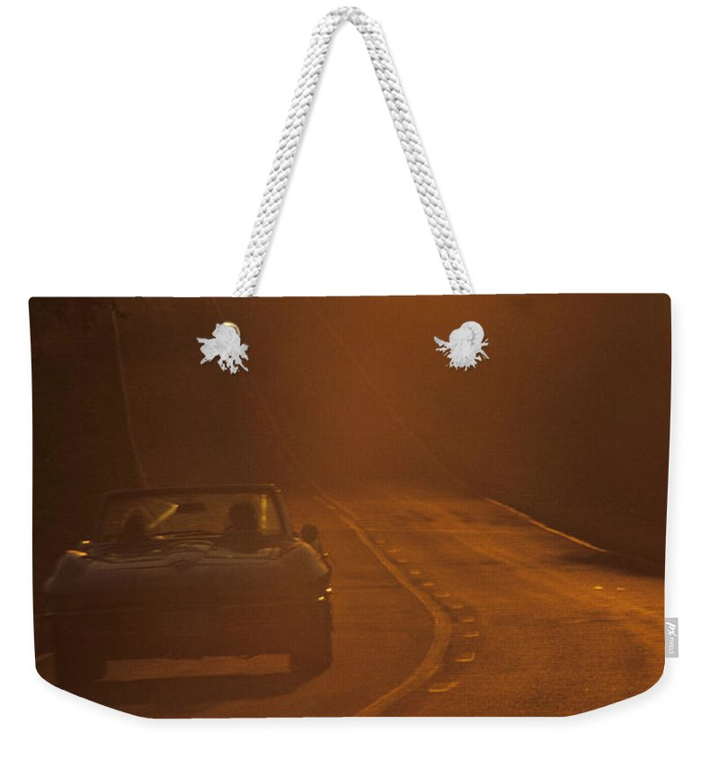 Scenic Views Weekender Tote Bag featuring the photograph Driving The Backroads Of Virginia by Kenneth Garrett