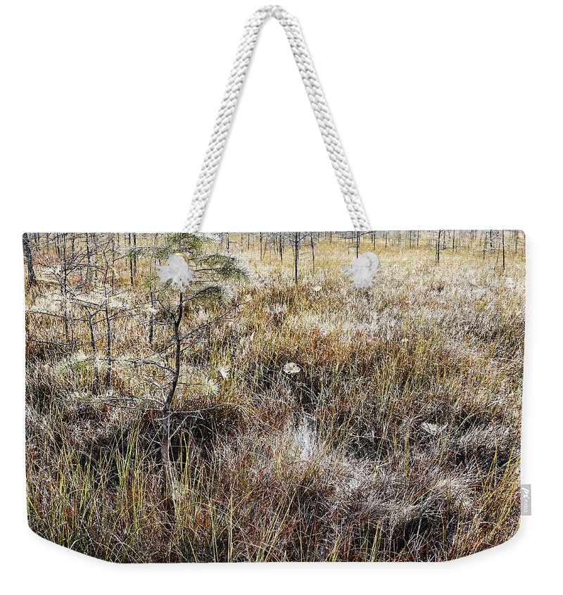 Beautiful Weekender Tote Bag featuring the photograph Early Morning Landscape by Rudy Umans