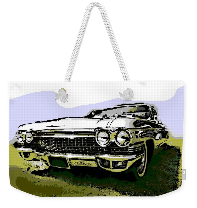 Elegance Weekender Tote Bag featuring the photograph Elegance by George Pedro