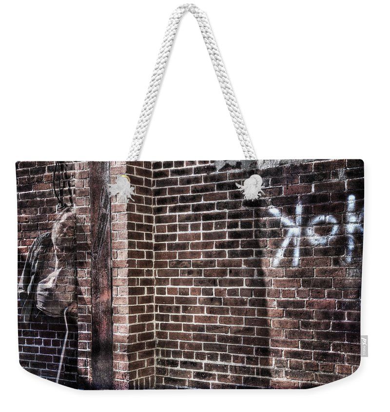 Day Weekender Tote Bag featuring the photograph Fading Is One Way To Pass Into The Future by John Herzog