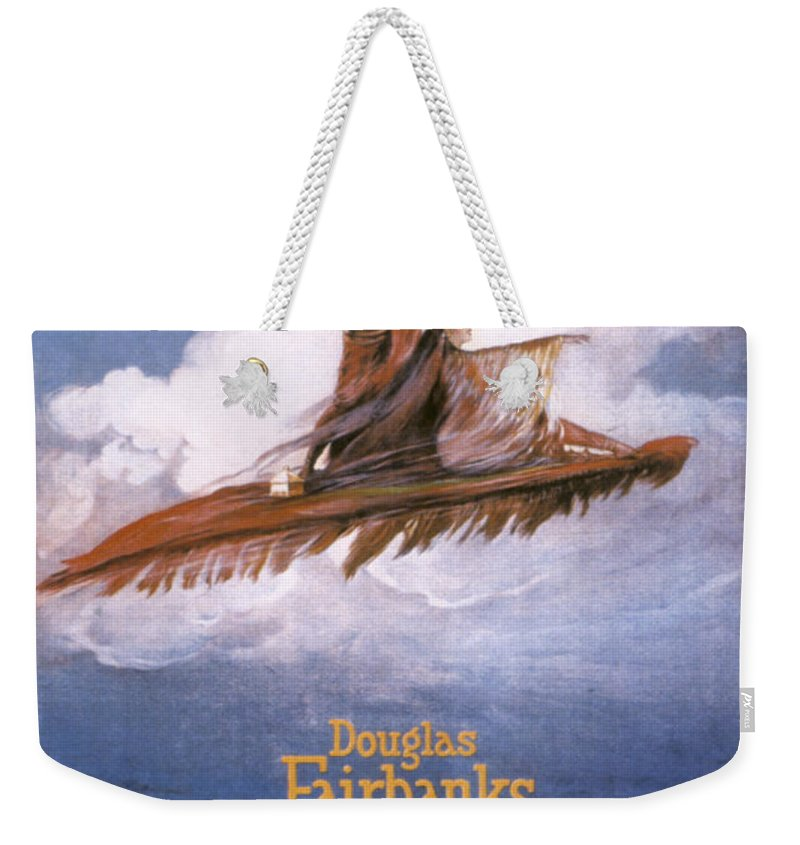 -nec05- Weekender Tote Bag featuring the photograph Film: The Thief Of Bagdad: by Granger