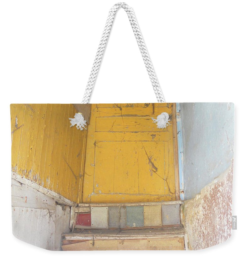 Still Life Weekender Tote Bag featuring the photograph Forgotten Paths by Lauren Leigh Hunter Fine Art Photography