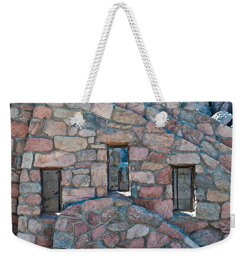 Mount Weekender Tote Bag featuring the photograph Fresh Air by Colleen Coccia
