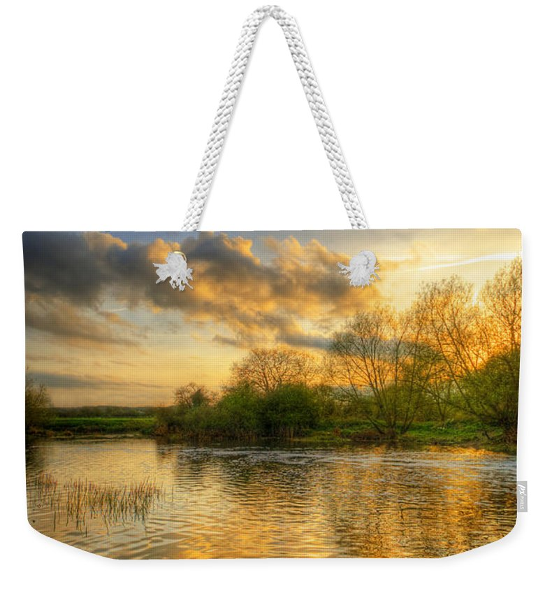 Art Weekender Tote Bag featuring the photograph Fresh Start by Yhun Suarez