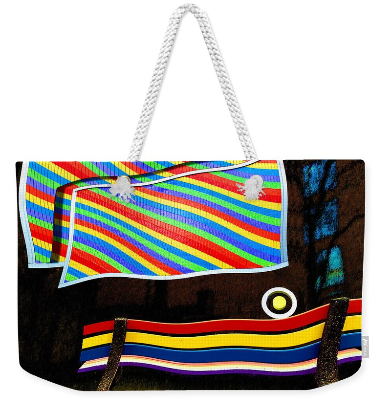 Photography Weekender Tote Bag featuring the photograph Had This Been An Actual Emergency by Paul Wear