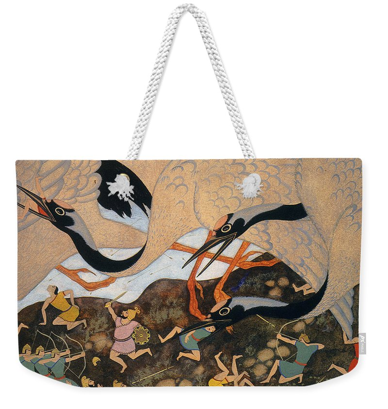 1918 Weekender Tote Bag featuring the photograph Hawthorne: Tanglewood by Granger
