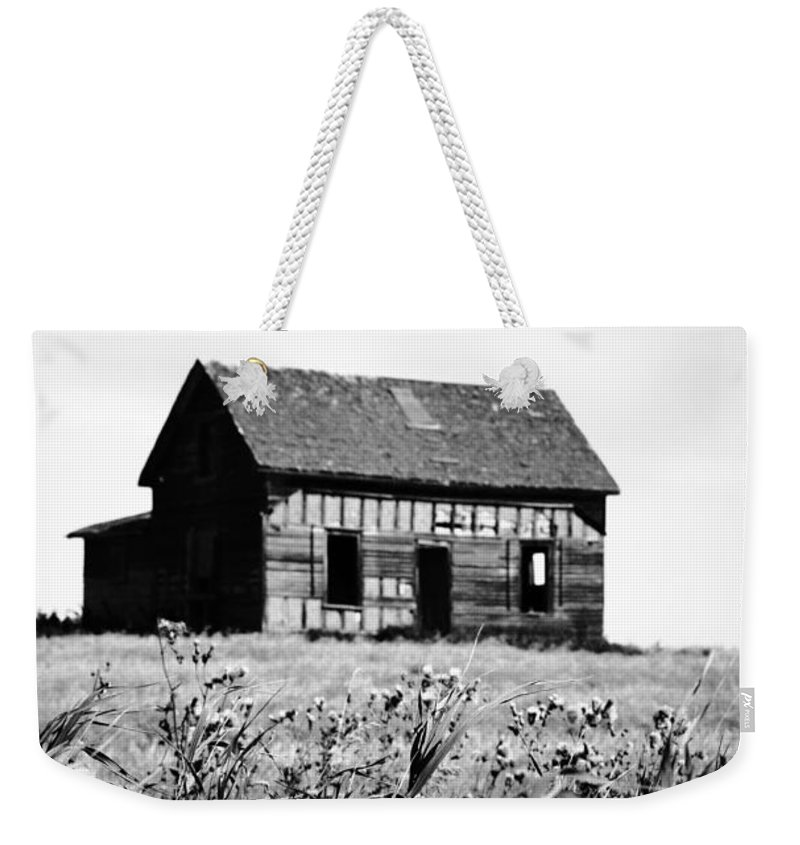 Jerry Cordeiro Weekender Tote Bag featuring the photograph Hills With Ears by The Artist Project