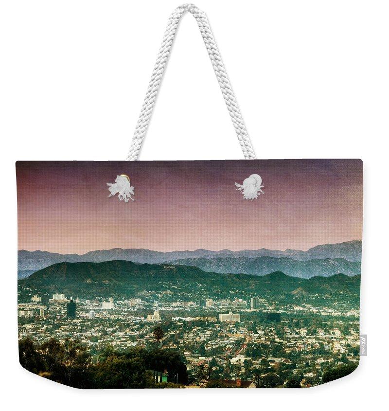 Bishop Hill Weekender Tote Bags
