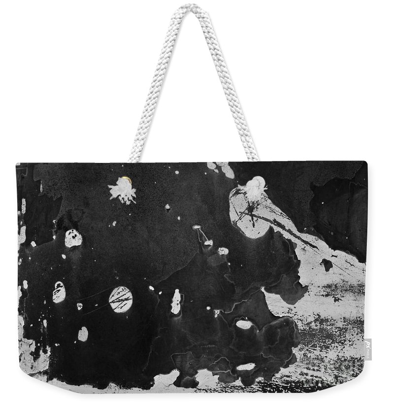 Abstract Weekender Tote Bag featuring the photograph Jerome Abstract No.1 by David Gordon
