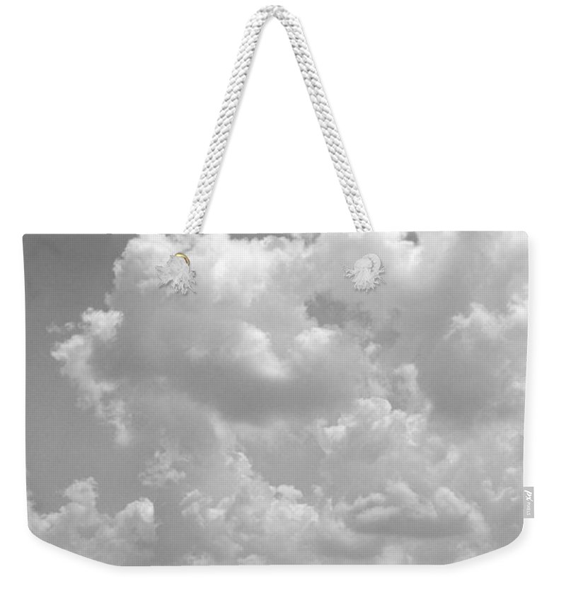 Jesus Weekender Tote Bag featuring the photograph Jesus And The Woman At The Well by Kathy Clark