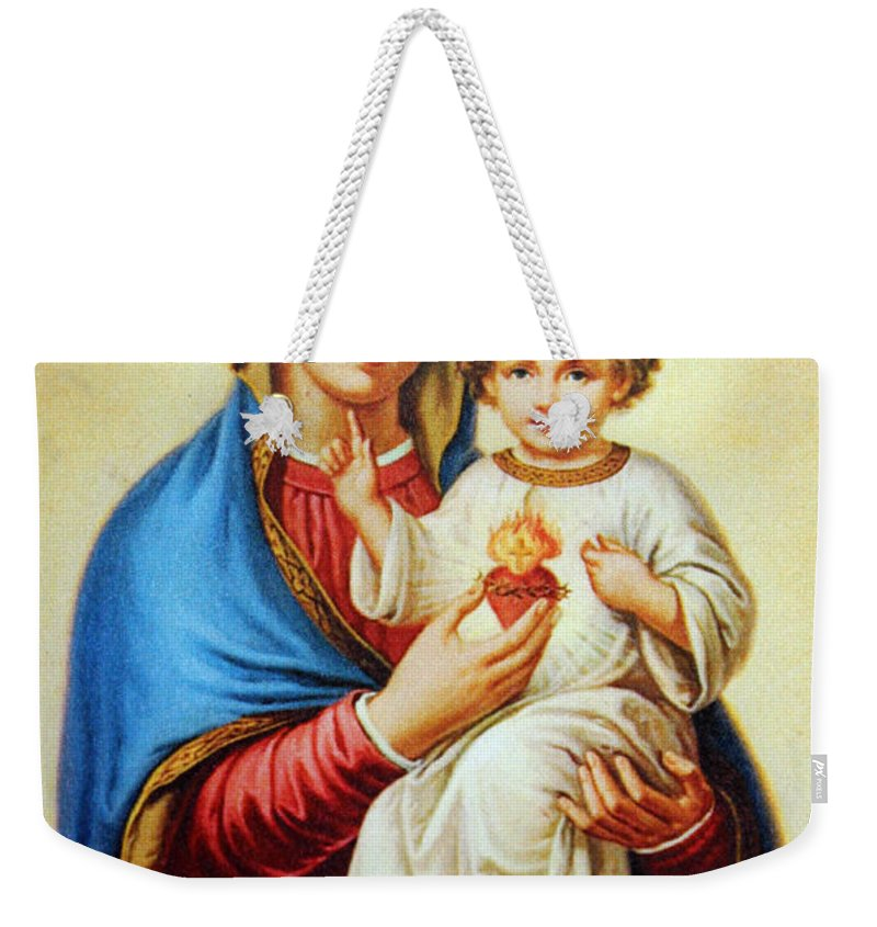Blue Weekender Tote Bag featuring the photograph King Of Kings by Munir Alawi
