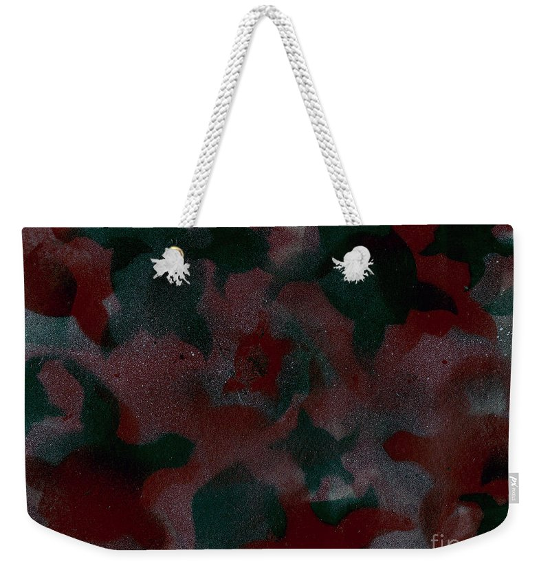 Turtle Weekender Tote Bag featuring the painting Little Turles Travel To Sea by Elizabeth Harshman