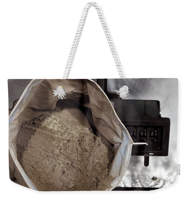 1971 Weekender Tote Bag featuring the photograph Lunar Soil by NASA/Science Source