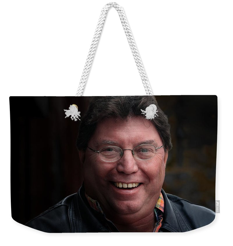 Acrylic Prints Weekender Tote Bag featuring the photograph Lunch Is Over Back To Work by John Herzog