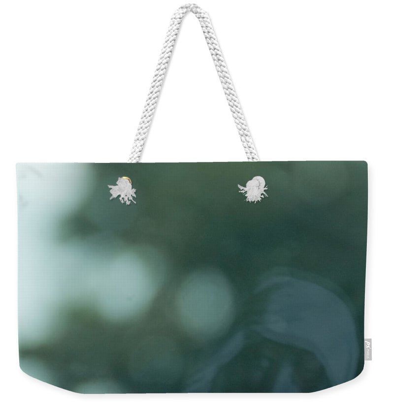 Photography Weekender Tote Bag featuring the photograph Mary by Steven Natanson
