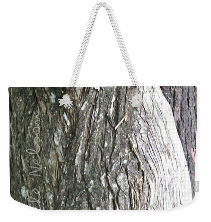 Tree Weekender Tote Bag featuring the photograph Mother Nature by Michele Nelson
