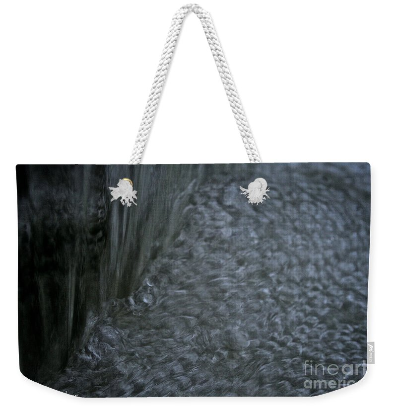 Outdoors Weekender Tote Bag featuring the photograph Nature Made Bubble Pack by Susan Herber