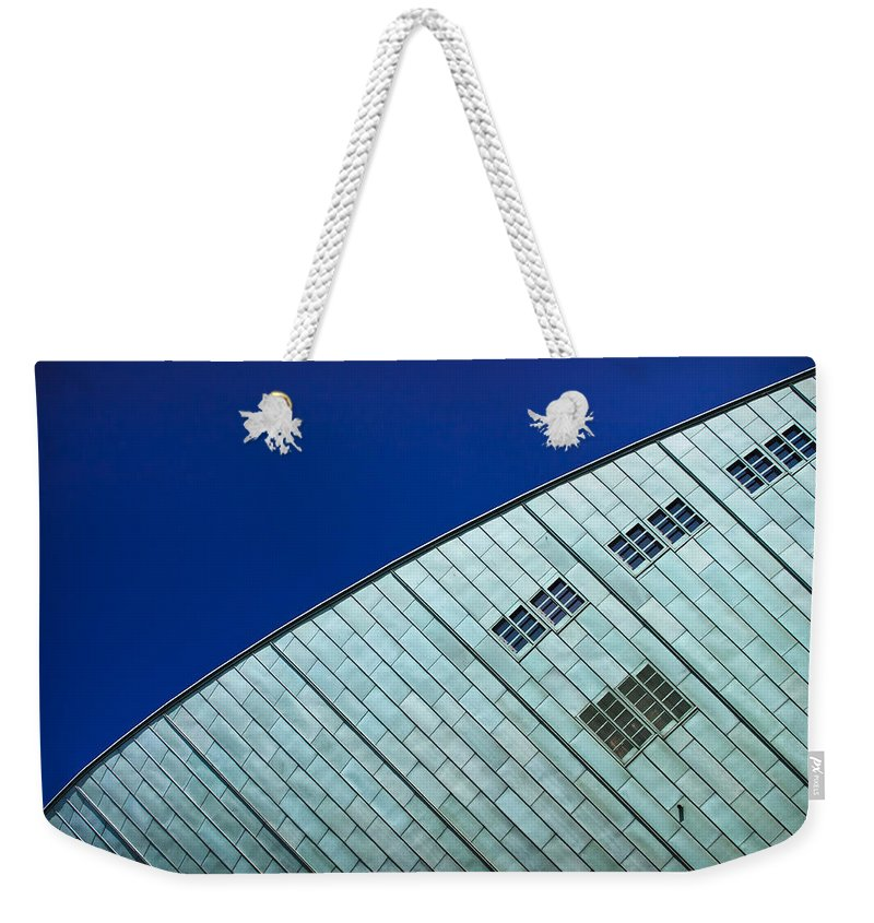 3scape Photos Weekender Tote Bag featuring the photograph Nemo Science Center by Adam Romanowicz