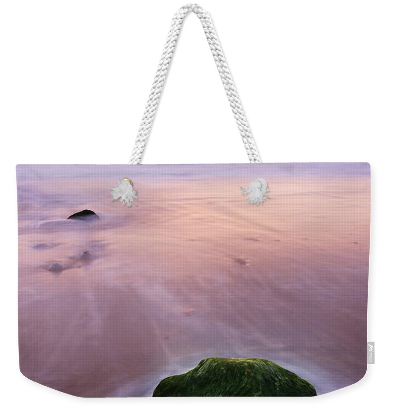 Dawn Weekender Tote Bag featuring the photograph New Day by Martin Williams