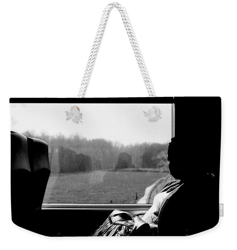 Nostalgia Weekender Tote Bag featuring the photograph Nostalgia - Homesick by Donato Iannuzzi