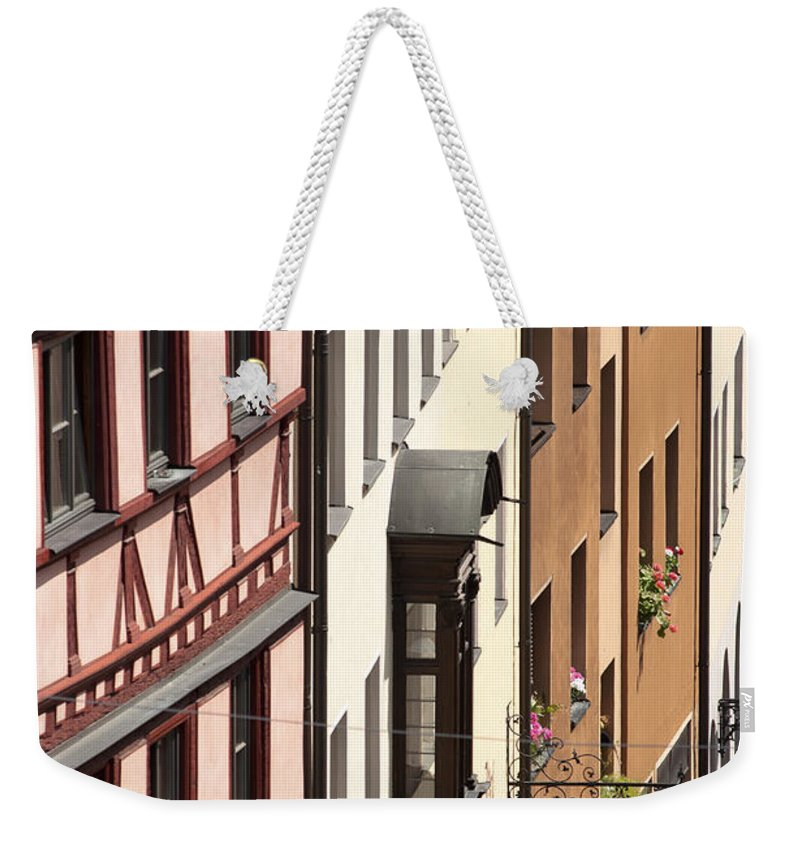 Bavaria Weekender Tote Bag featuring the photograph Nuremberg by Andrew Michael