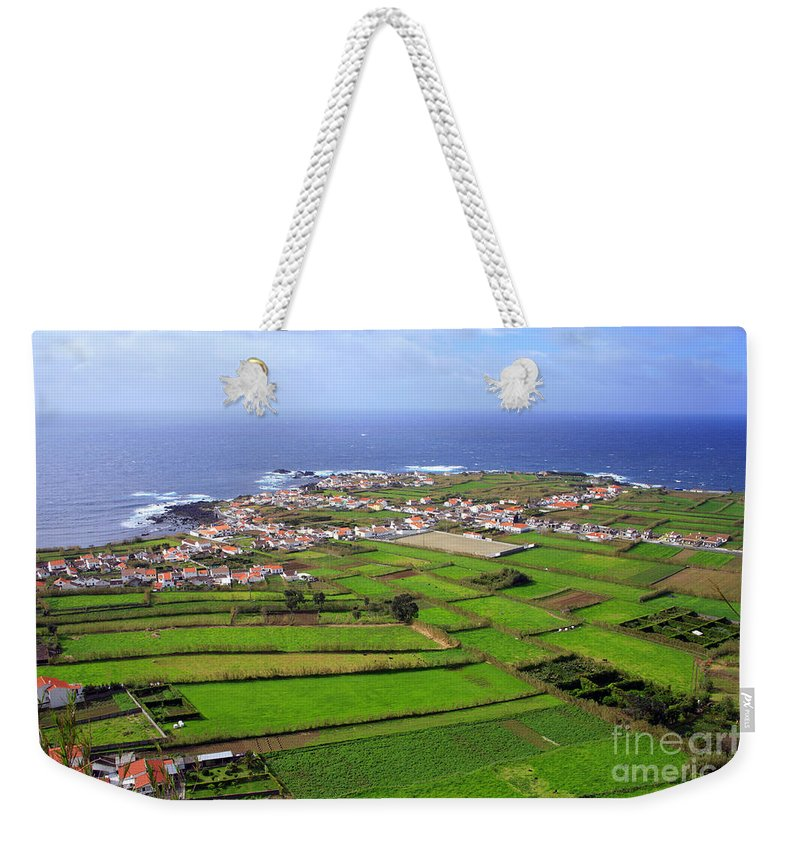 Azores Weekender Tote Bag featuring the photograph Parish In The Azores by Gaspar Avila