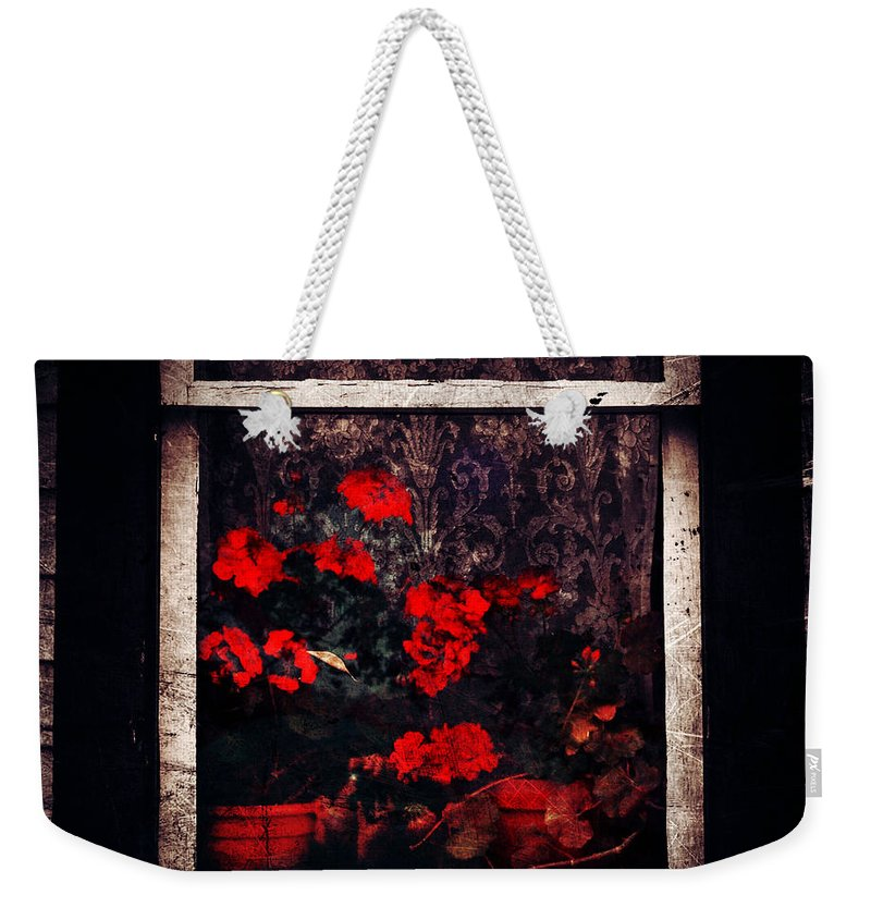 Jerry Cordeiro Weekender Tote Bag featuring the photograph Petals Of Sorry by The Artist Project