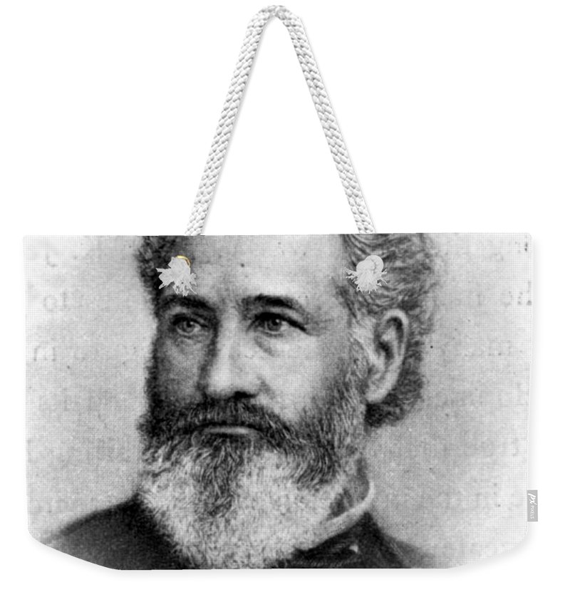 philo remington 1816 89 weekender tote bag for sale by granger