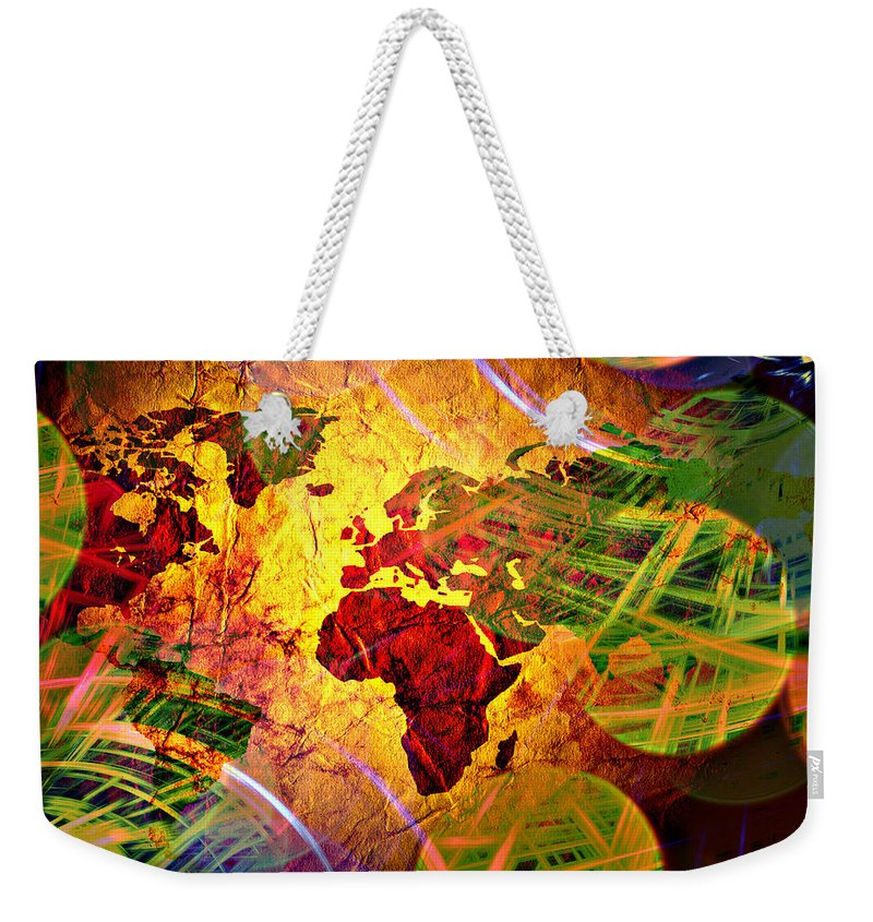 Popular Keywordsthe Keywords Weekender Tote Bag featuring the photograph Races Of Race by The Artist Project