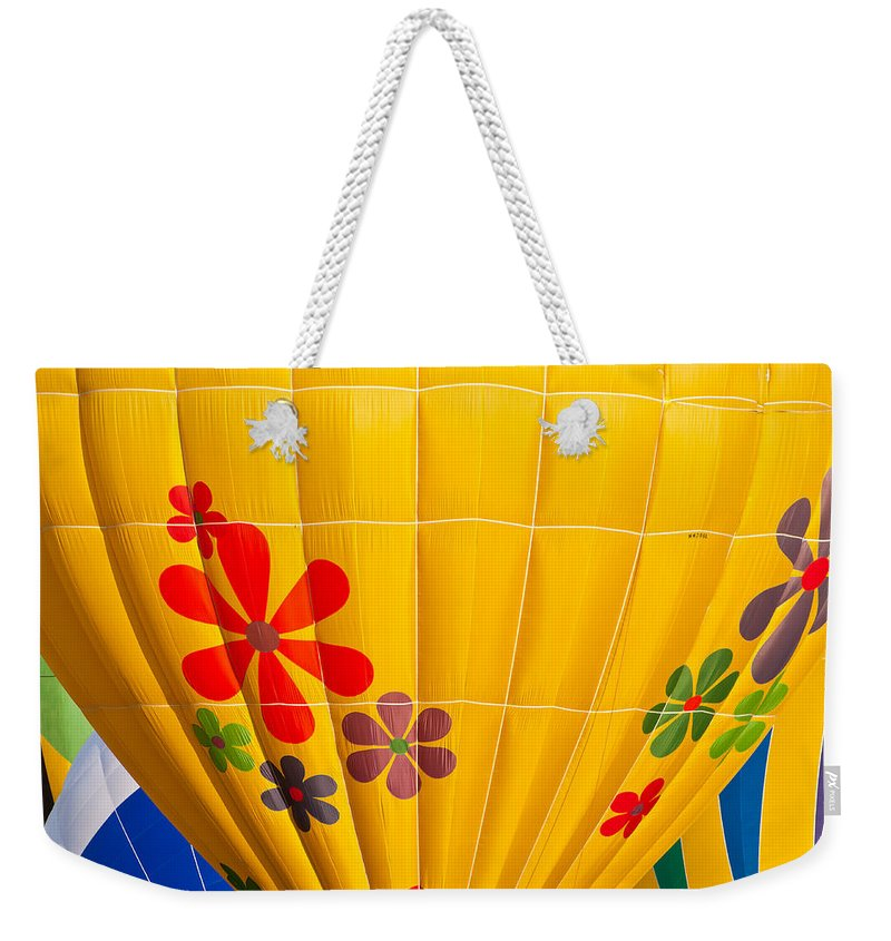 Hot Weekender Tote Bag featuring the photograph Ready To Fly High by Colleen Coccia