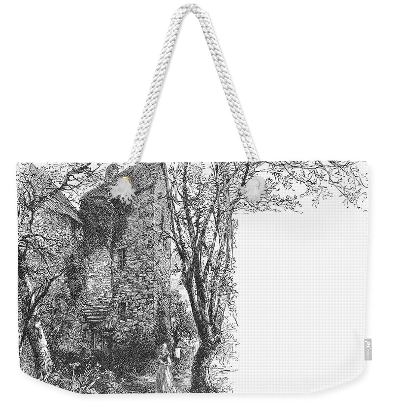 1566 Weekender Tote Bag featuring the photograph Scotland: Jedburgh House by Granger