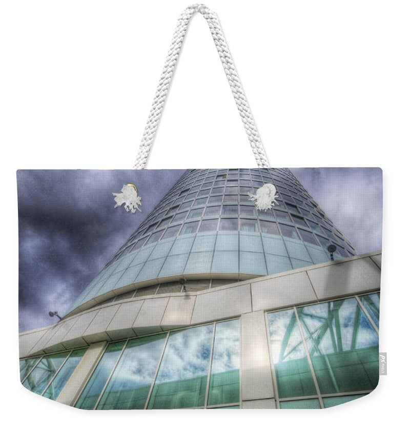Art Weekender Tote Bag featuring the photograph Sky Is The Limit 4.0 by Yhun Suarez